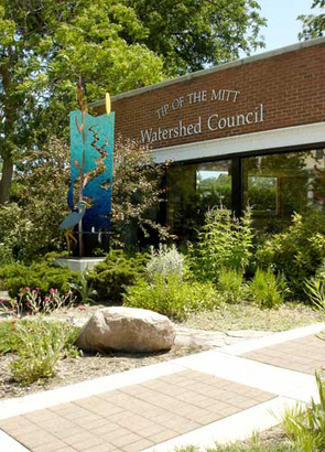 Watershed Council office