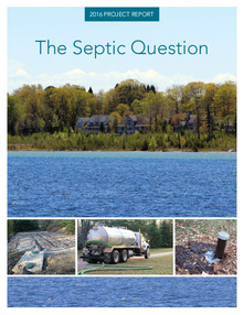 The Septic Question - 2016 report cover
