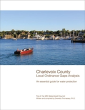 Charlevoix County Gaps Analysis