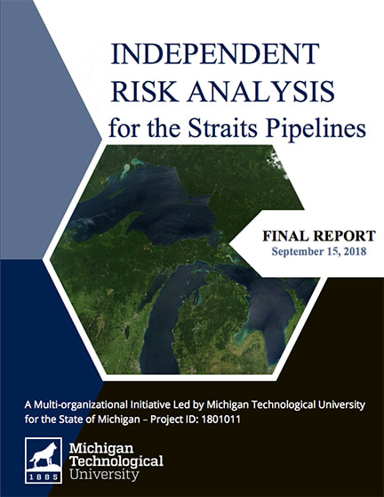 Line 5 Risk Analysis Executive Summary