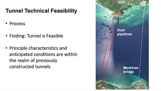 Tunnel Feasibility Presentation Cover